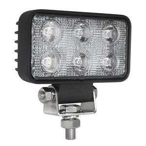 PHARE DE TRAVAIL, LED, 18 W